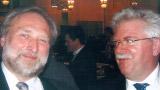 Volker Kranich und ehm. Wirtschaftsminister Martin Zeil